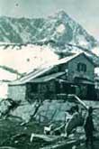 Alloggi e villaggi della Grande Guerra